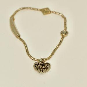 My Gorgeous Dainty Heart Bracelet